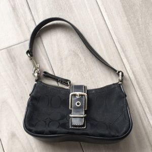 Vintage Mini Coach Bag